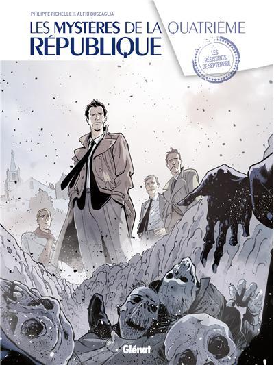 Les Mystères de la 4e République