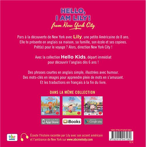 Hello I Am Lily From New York City Nouvelle Edition