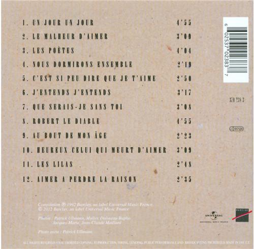 Ferrat Chante Aragon Classic Album Jean Ferrat Cd Album
