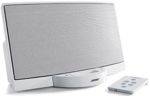 Bose SoundDock II blanc édition limitée