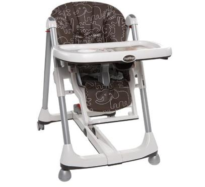 Perego Chaise Diner Prima Cacao Savana Pappa Peg Haute bv7y6gYf