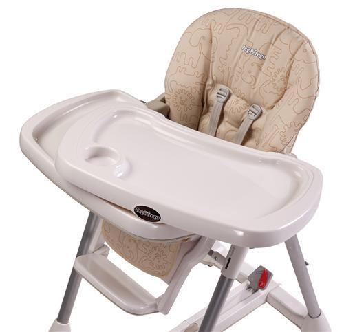 peg perego chaise-haute prima pappa diner - happy farm - achat