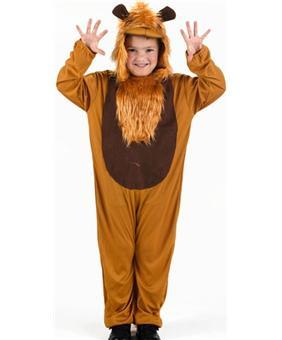 Scoopachat Déguisement Enfant Animal De Lion Avec Crinière 5 6 Ans