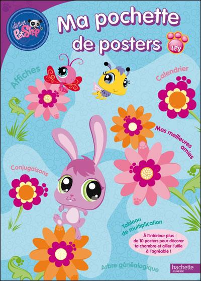 Littlest Petshop -  : Ma pochette posters