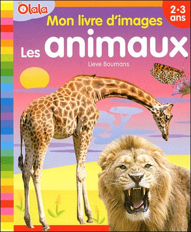 Mon livre d'images les animaux