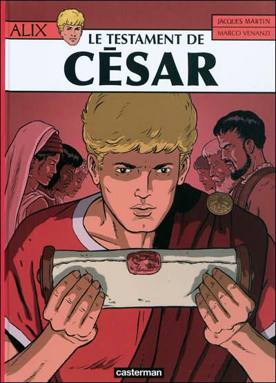 Le testament de César