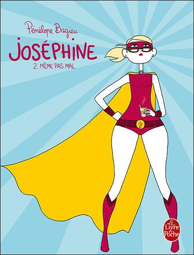 Joséphine 2 : Même pas mal (Joséphine, Tome 2)