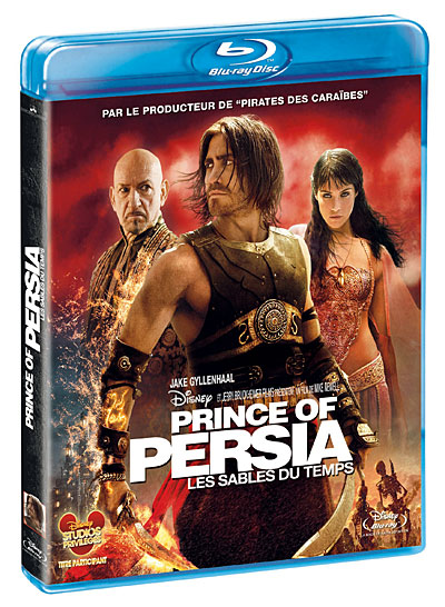 Prince of Persia, les sables du temps - Blu-Ray
