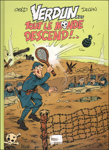 Verdun, tout le monde descend