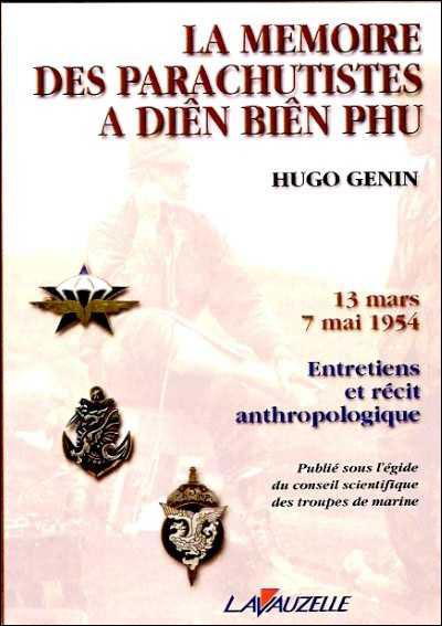 La mémoire de parachutistes de Dien-Bien-Phu