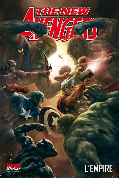 New avengers t05 (rev)