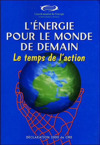 L'énergie pour le monde de demain