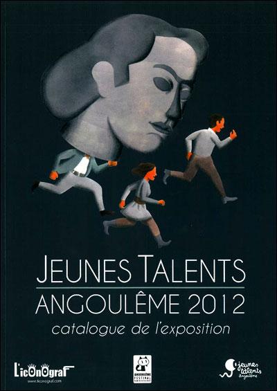 Jeunes talents Angoulême 2012, catalogue de l'exposition