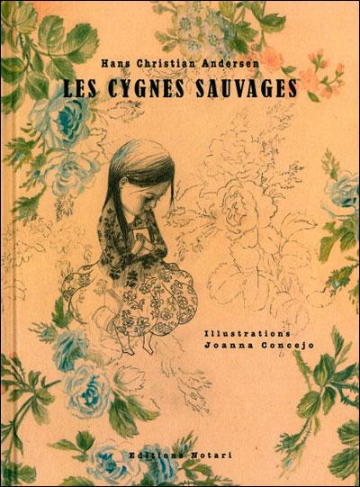 Les Cygnes Sauvages Reli Hans Christian Andersen Joanna