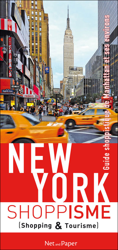 New York shoppisme, shopping et tourisme