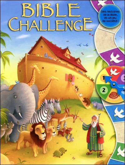 Bible challenge jeu de l'oie
