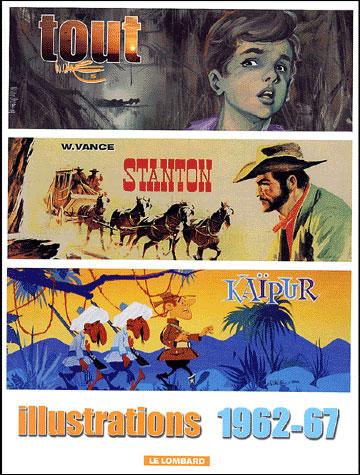 Illustrations, 1962-1967