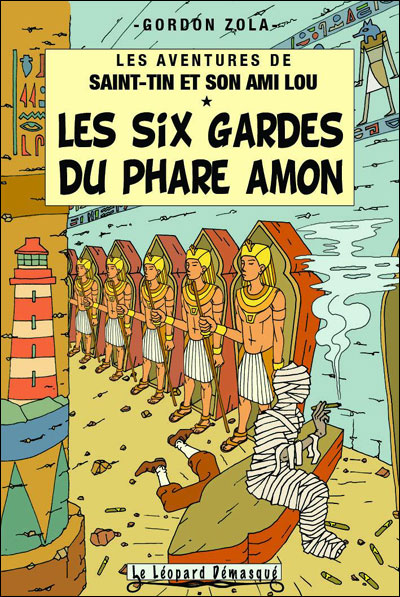 Les six gardes du phare Amon