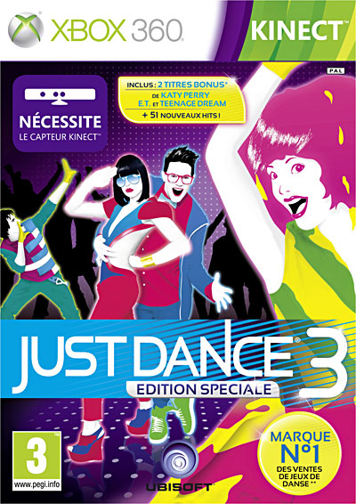 Just Dance 3 - Edition Spéciale