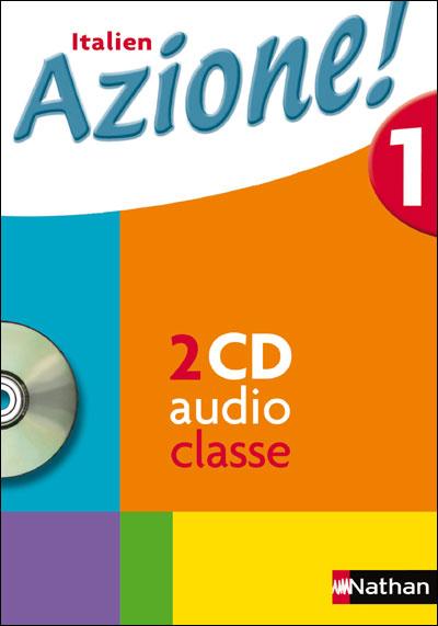 Azione ! niveau 1 2007 - 2 cd classe