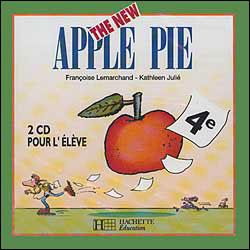 The New Apple Pie 4e LV1 - Anglais - 2 CD élève