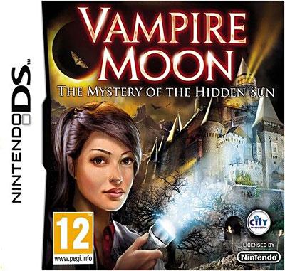 Enigmes et Objets Cachés - Vampire Moon le mystère du soleil noir