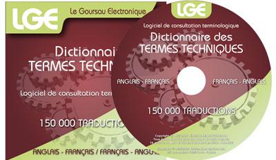 Le Goursau électronique des termes techniques, français-anglais et anglais-français