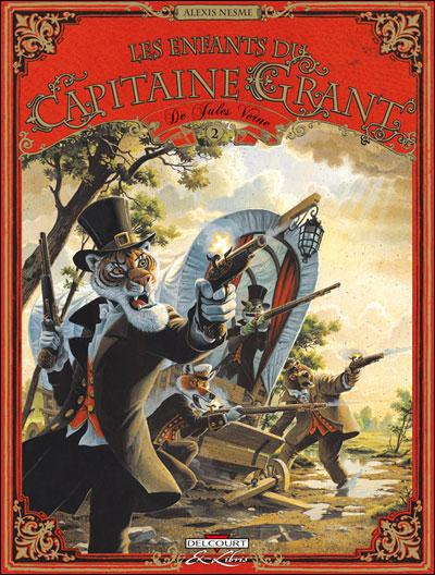 Enfants du Capitaine Grant de J. Verne