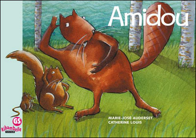 Ribambelle GS - Amidou - Album 5