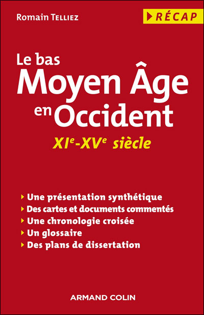 Le bas Moyen Âge en Occident