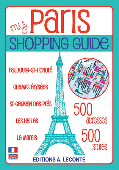 My Paris shopping guide