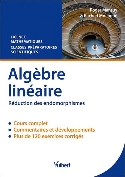 Algèbre linéaire 2e edt