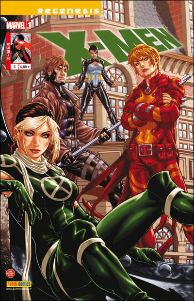 X-Men - Tome 3 : X-Men