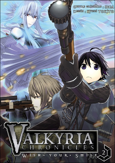 Valkyria Chronicles - Wish your smile Tome 2 Tome 02 : Valkyria Chronicles Wish your smile