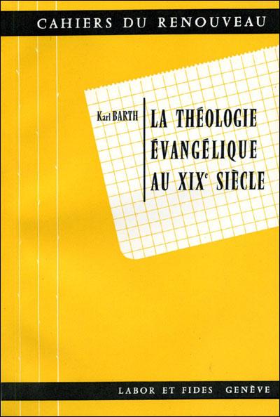 Theologie evangelique xixe lab