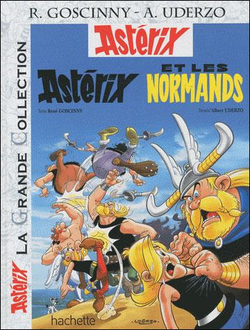 Astérix La Grande Collection - Astérix et les normands