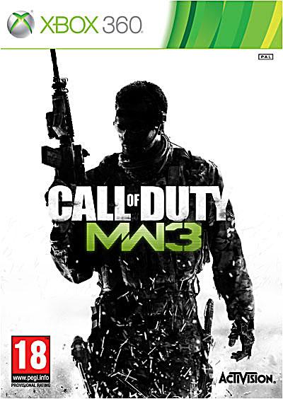 CoD: Modern Warfare 3 Trailer