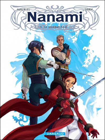 Nanami - Tome 5 : Le combat
