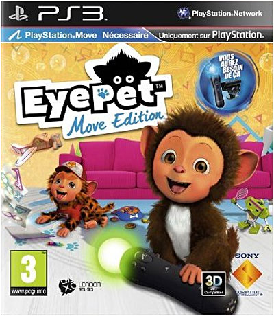 EyePet Move Edition