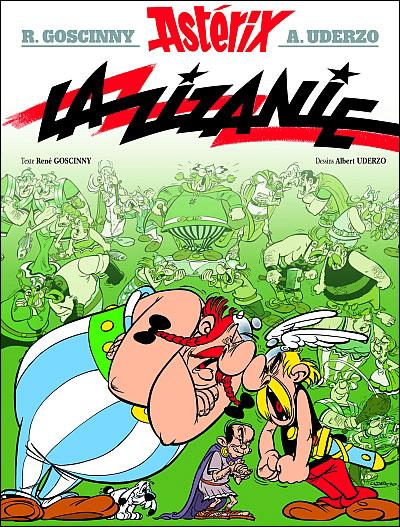 Astérix - La Zizanie