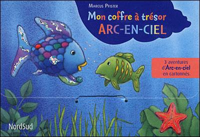 Arc-en-Ciel - 3 volumes : Mon coffre à trésor Arc-en-Ciel