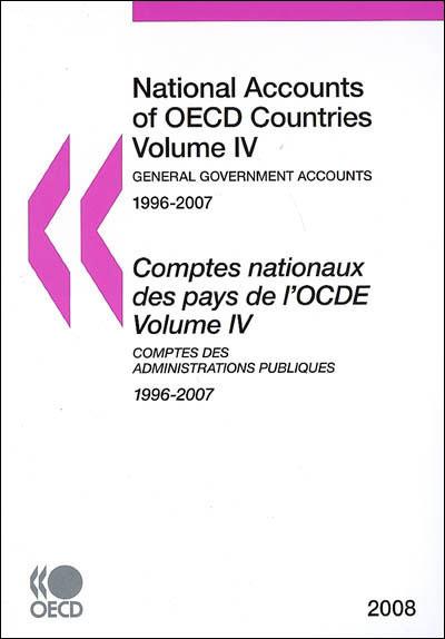Comptes nationaux des pays de