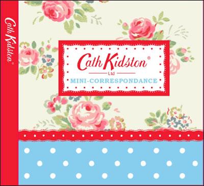 Mini correspondance Cath Kidson