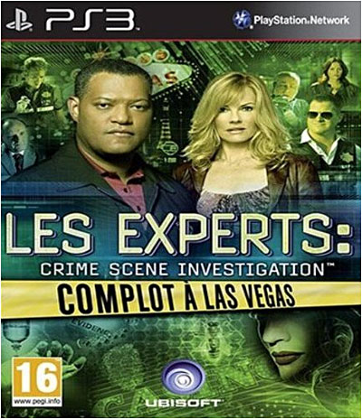 Les Experts - Complot à Las Vegas - PlayStation 3