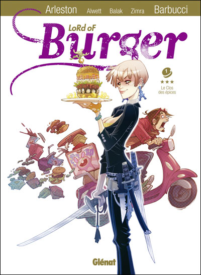 Lord of burger - Tome 01 NE