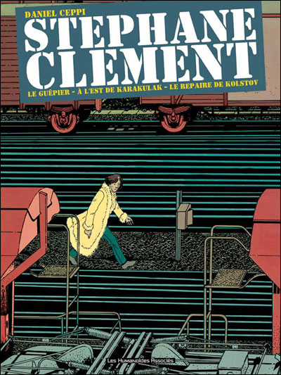 Stéphane Clément intégrale T01 à 03 - originale NB