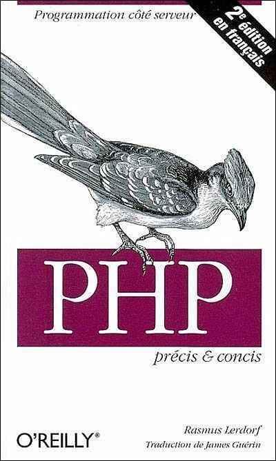 PHP précis et concis