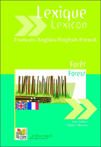 Lexique anglais-francais sur la foret et le bois