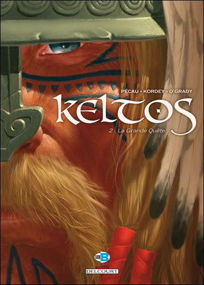 Keltos T02 La grande quête