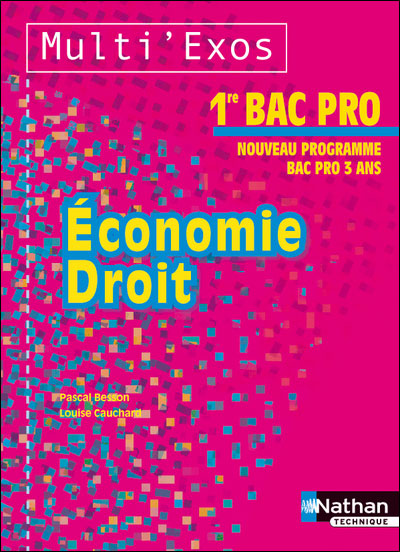 Eco-droit 1e bpro (me) poch el